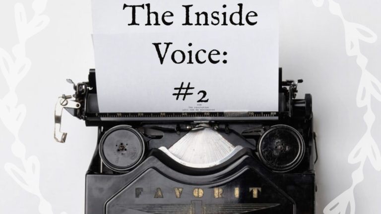 "The Inside Voice #2 – ""Try"""
