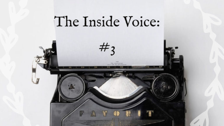 "The Inside Voice # 3: ""United"""