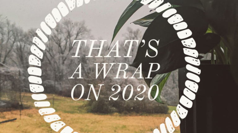 That's a Wrap on 2020